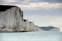 Free Chalk Cliffs Royalty Free Stock Image - 57166