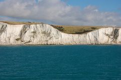 Chalk cliffs Stock Photos