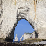 Chalk cliffs Stock Photos