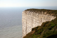 Chalk cliffs. Stock Photos