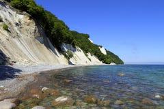 Free Chalk Coast, Jasmund National Park, Ruegen Island Stock Image - 96922121