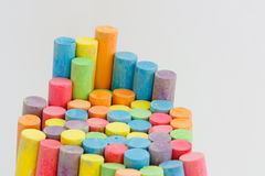 Free Chalk Color Stock Photography - 36472112