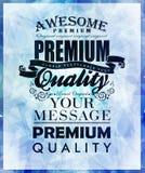 Chalk design Royalty Free Stock Photos