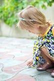 Chalk drawing Royalty Free Stock Photos