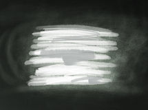 Chalk drawing abstract background Stock Images