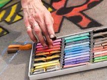 Chalk Drawings Royalty Free Stock Image