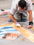 Chalk Drawings Royalty Free Stock Photos