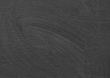 Chalk dust abstract on blackboard Royalty Free Stock Photography
