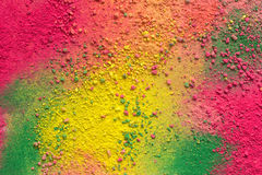 Chalk powder background Stock Photos