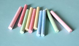 Chalk Royalty Free Stock Images