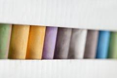 Chalk Stock Image