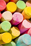 Chalk sticks stock photography