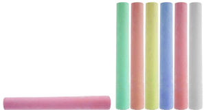 Chalk Sticks Stock Photos