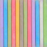 Chalk sticks Stock Photo