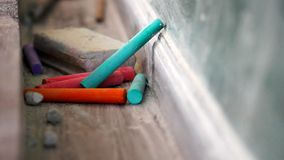 Chalk for writing royalty free stock photos