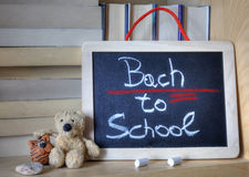 chalkboard Λάθος σύνταξης Στοκ φωτογραφία με δικαίωμα ελεύθερης χρήσης