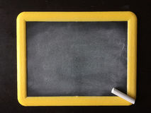 chalkboard пустой Стоковое Изображение