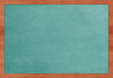 Chalkboard. High quality photography of a framed chalkboard Stock Photography