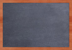Chalkboard. High quality photography of a framed chalkboard stock images