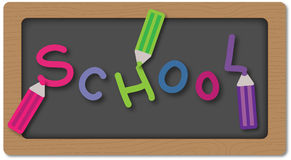Chalkboard Royalty Free Stock Images