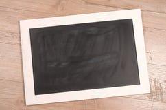 chalkboard Στοκ Φωτογραφία