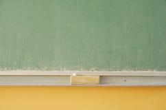 Chalkboard. Elementary school chalkboard - back to school Stock Photography