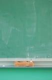 Chalkboard. Back to school - green chalkboard Stock Photos