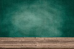 Chalkboard with black surface, Abstract chalk rubbed out on blac Royalty Free Stock Image