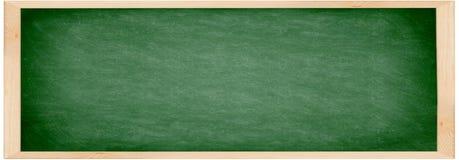 Chalkboard / blackboard banner Stock Images