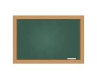 Chalkboard. Blank chalkboard isolated on white background Royalty Free Stock Image