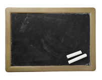 Chalkboard classroom school education Royalty Free Stock Image