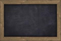 Chalkboard czerń Fotografia Stock