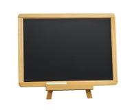 Chalkboard odizolowywający na bielu Zdjęcie Royalty Free