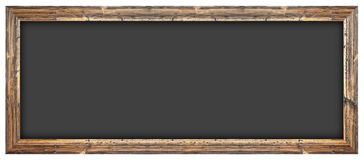 chalkboard projekt rysująca elementu ręki ilustraci szkoła Obraz Stock