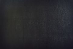 Chalkboard with scratches Stock Photo
