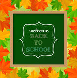Chalkboard sign Royalty Free Stock Photo