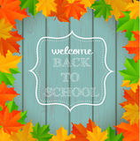 Chalkboard sign Royalty Free Stock Image