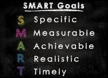 Chalkboard_SMART Photo stock