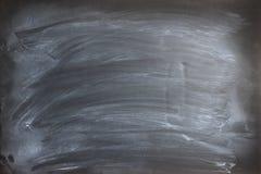 Chalkboard smugi Zdjęcia Royalty Free
