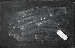 Chalkboard texture School blackboard backgroud chalk Royalty Free Stock Images
