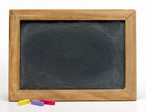 Chalkboard for your text. Royalty Free Stock Photo
