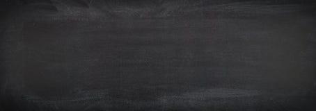 Chalkboard z śladami kreda, tło dla teksta obraz royalty free