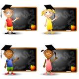 chalkboards mądre dzieci