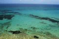 Chalkidiki plaża Obraz Royalty Free