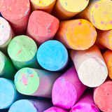 chalks Fotografering för Bildbyråer