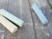 Chalks Stock Image