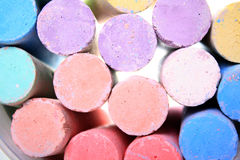 Chalks Royalty Free Stock Photo