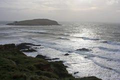 Challaborough Bay, Devon Royalty Free Stock Image