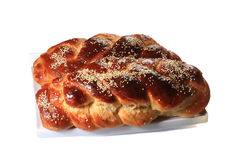 CHALLAH BREAD Stock Image