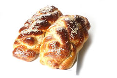CHALLAH BREAD Royalty Free Stock Image